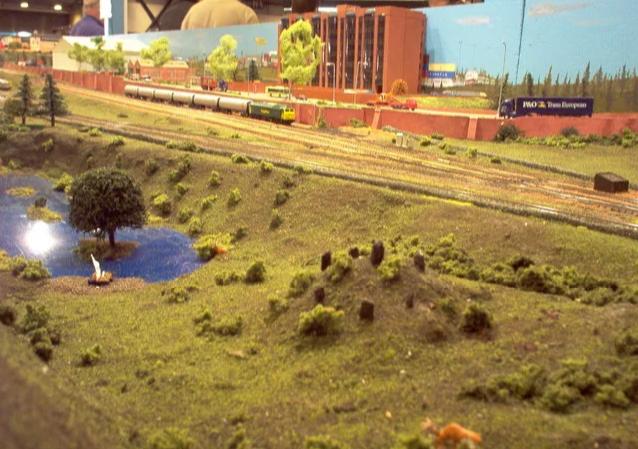Blackwood Junction – N Gauge – Glenrothes Model Railway Club